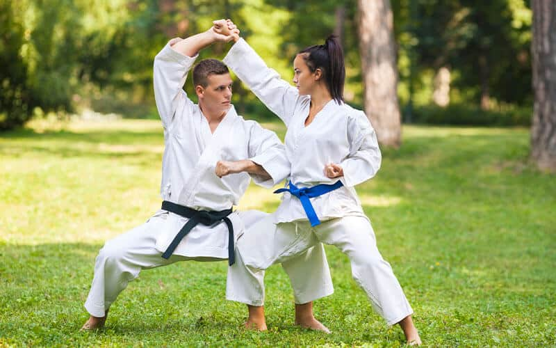 Martial Arts Lessons for Adults in Bossier City LA - Outside Martial Arts Training