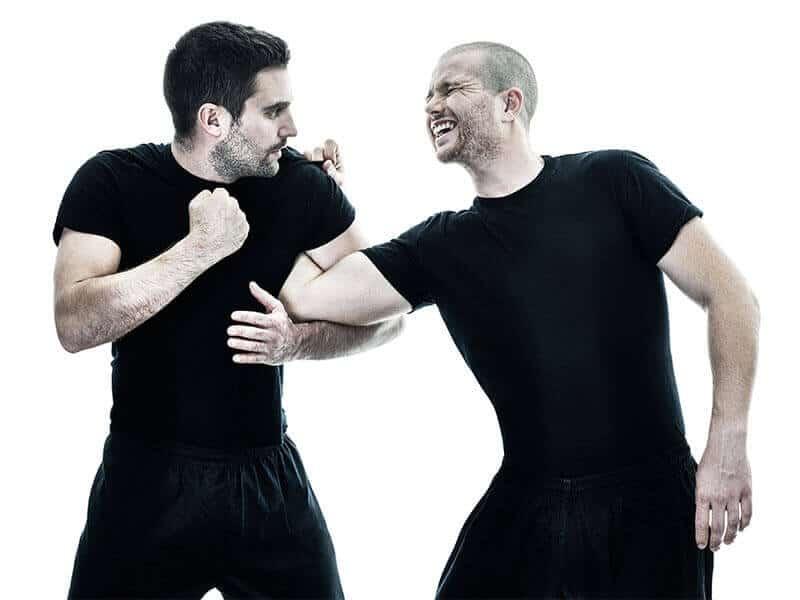 Self-Defense Program for Adults in Bossier City LA - Arm Bar Defense Men