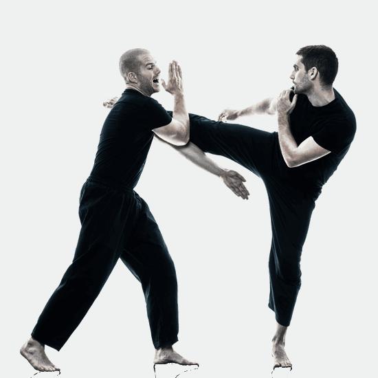 Self-Defense Program for Adults in Bossier City LA - Self Defense Men Self-Defense
